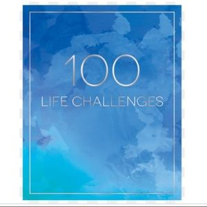 NEW |  100 Life Challenges |  Encourages self-care